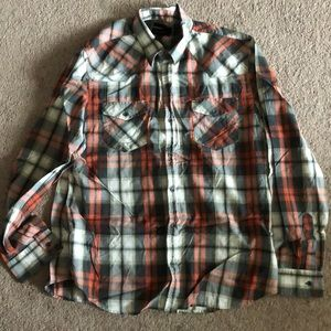 True Religion Button Down long sleeve